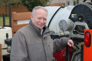 Mike Trauth, Owner Operator of Oregon Pressure Washing